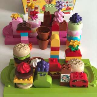 Lego duplo food bundle