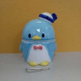 Sanrio Tuxedosam 調味品陶瓷瓶
