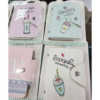 DOMPET KARTU CARD HOLDER ISI 25 SLOT