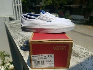 "Vans × Bros ""brother marshall"" size 37-41 BNIB"