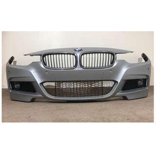 齊映 寶馬 BMW F30 F31 LCI M保桿/M保桿原廠前保桿/M保桿含霧燈/前保桿總成