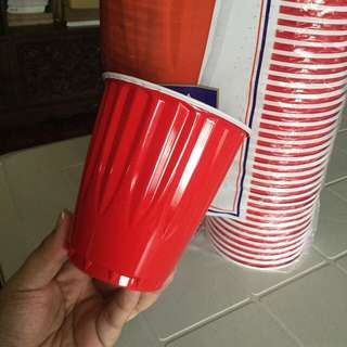 Kirkland Big Red cups