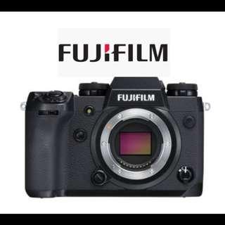 Fuji X-H1 Body Only
