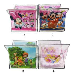 CARTOON PVC FOLD HOLDER ( 10-128-01 )
