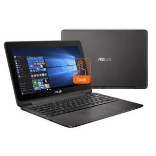 "Asus Transformer Book TP201S-AFV0024D 11.6"" Touch Laptop Mineral Grey (N3060, 4GB, 500GB, Intel, DOS)"