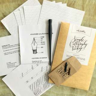 Simple CalligraphyPackage