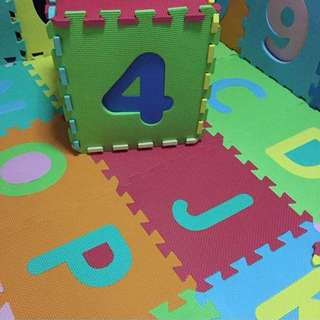 Playmat ABC / 123