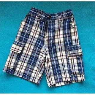 BN Checkered Shorts