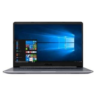 """Asus Vivobook A510U-QBQ588T 15.6"""" FHD Laptop Grey (I5-7200U, 4GB, 1TB, GT940MX 2GB, W10)"""