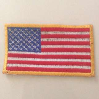 ORIGINAL STUSSY USA PATCH