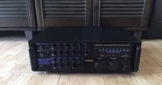 XD pro amplifier AMP-3700