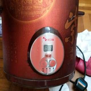紫砂電瓦煲