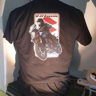 Suzuki Vstrom 1000 Special Edition Print T Shirt