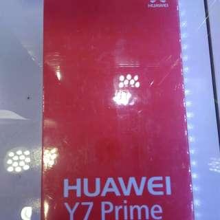 Huawei Y7 Prime, kredit aja di Homecredit