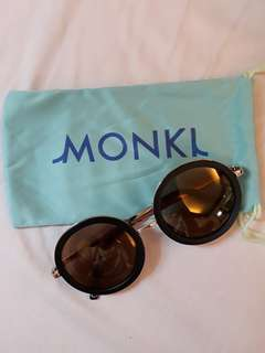 Monki Round Sunnies
