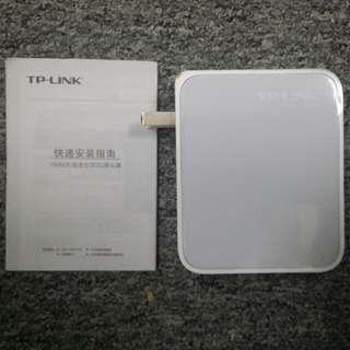 TP-Link 150M 無線迷你型 3G 路由器