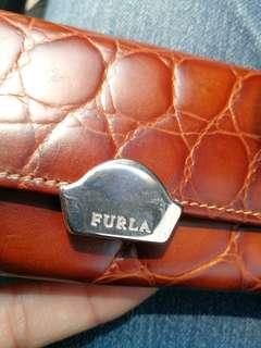 Authentic Furla Key Holder