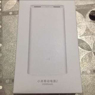 Xiaomi Powerbank 2000mAh