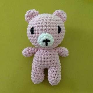 Amigurumi Boneka Rajut Bear
