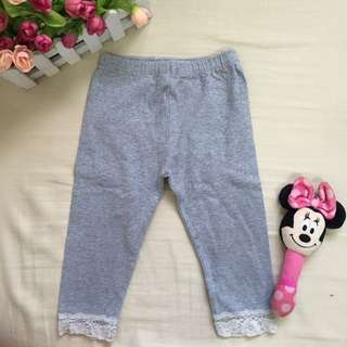 Grey cutie leggings