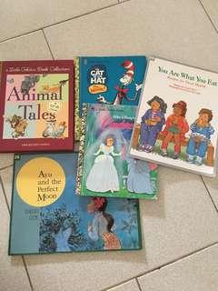 Children Story Books - assortment