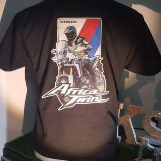 Africa Twin Crf Special Edition Print Tshirt