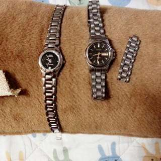 Auth anne klein and citizen watch