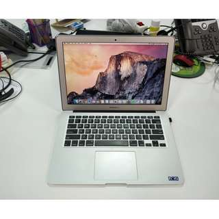 Macbook Air Early 2014 i5 13inch 4GB/120GB