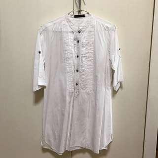 Ladies White shirt/top