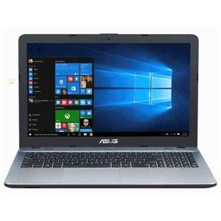 """Asus Vivobook Max X541U-VXX1463T 15.6"""" Laptop Silver (I3-6100U, 4GB, 1TB, GT920MX 2GB, W10)"""