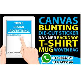 PROMOSI SUPER JIMAT PRINTING SERVICES