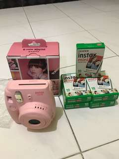 Fuji Film Instamax Mini 8