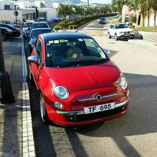 FIAT 500 1.4 2009