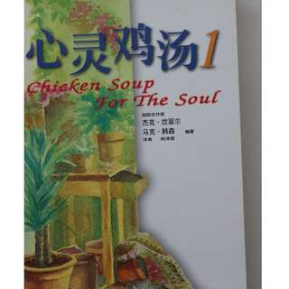 Chinese  Book : 心灵鸡汤 Chicken Soup for the Soul
