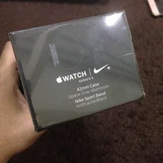 Apple watch series 3 space grey