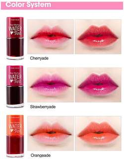 NEW etude house water tint