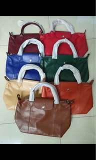 Authentic Longchamp Cuir - Small (Leather)