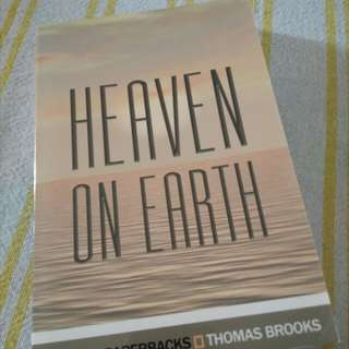 Heaven On Earth | Thomas Brooks