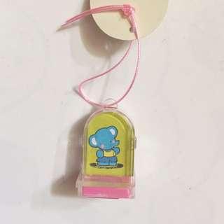 Sanrio vintage Cheery Chums 小禮物 印仔 1994