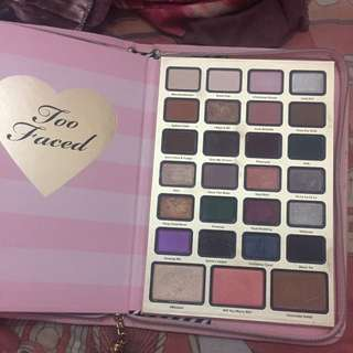 Toofaced best year ever 2018
