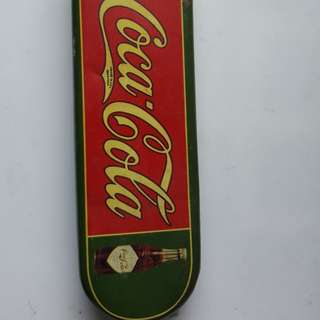 Antique coca-cola pencil box