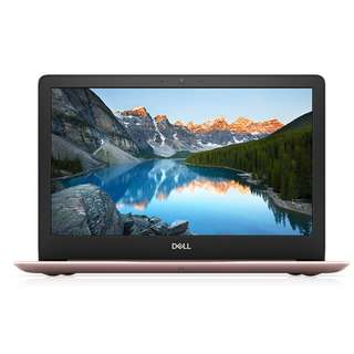 Dell Inspiron 13 5370-25422G-W10 13.3 Inch FHD Laptop Pink ( I5-8250U, 4GB, 256GB, Radeon 530 2GB, W10H )
