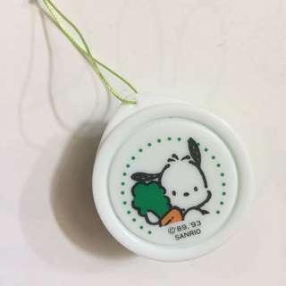 Sanrio vintage Pochacco PC狗 小禮物 盒仔 1993