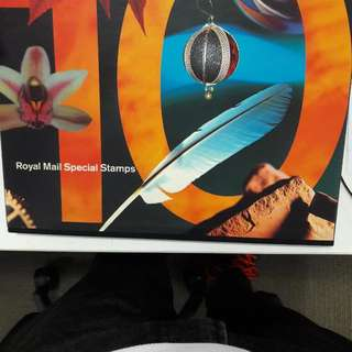 Royal Mail Special Stamps Book 10