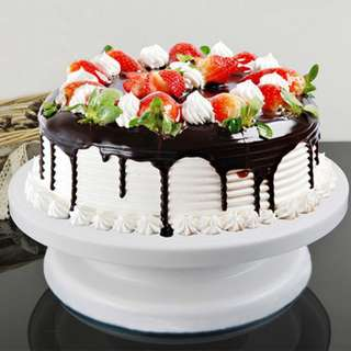 Cake Decorating Turn Table