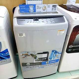DP 0% Samsung 7,5Kg WA75H4200SG Kredit Tanpa.CC Gratis 1x