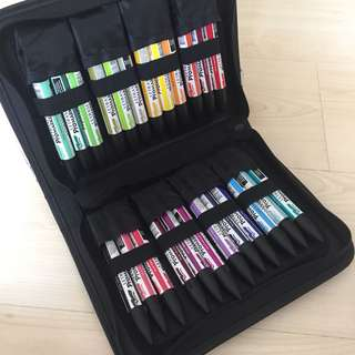 Letraset's Promarker Student Set + Neutral Tone Set