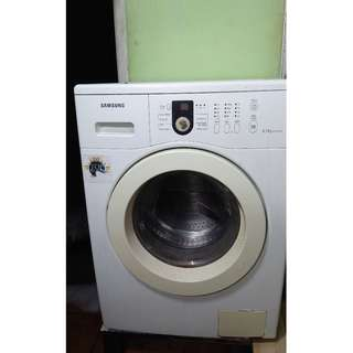 Mesin Cuci Samsung Front Load 6 KG Murah