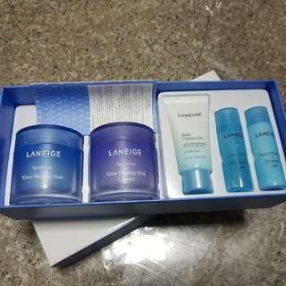 BNIP Laneige Water Sleeping Mask Signature Set
