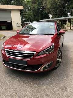 Peugeot 308 1.2 Auto PureTech EAT6 Allure
